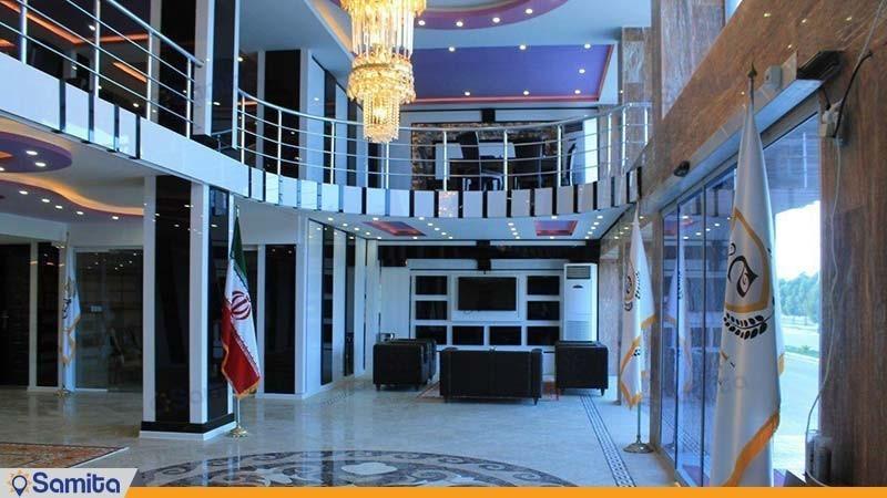 لوبي فندق الاله 2 مركزي