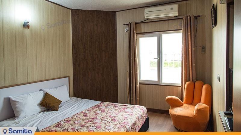 اتاق دبل هتل ساحلی خلیج فارس