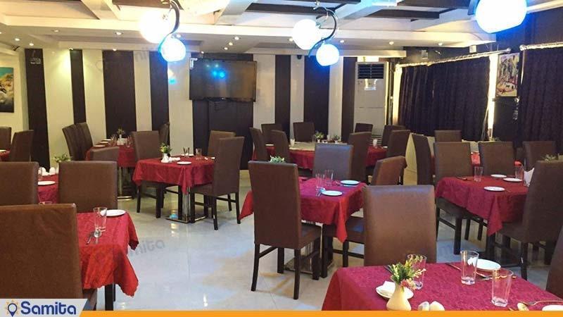 رستوران هتل آپارتمان کیمیا 2