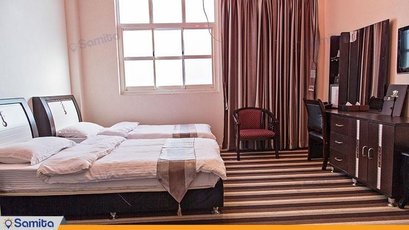 اتاق دو تخته هتل مارینا 1