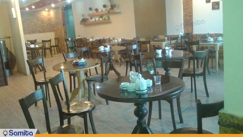 رستوران هتل نخل زرین