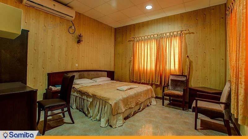 جناح بغرفة نوم واحدة لخمسة أشخاص مجمع سكني ساحل طلائي