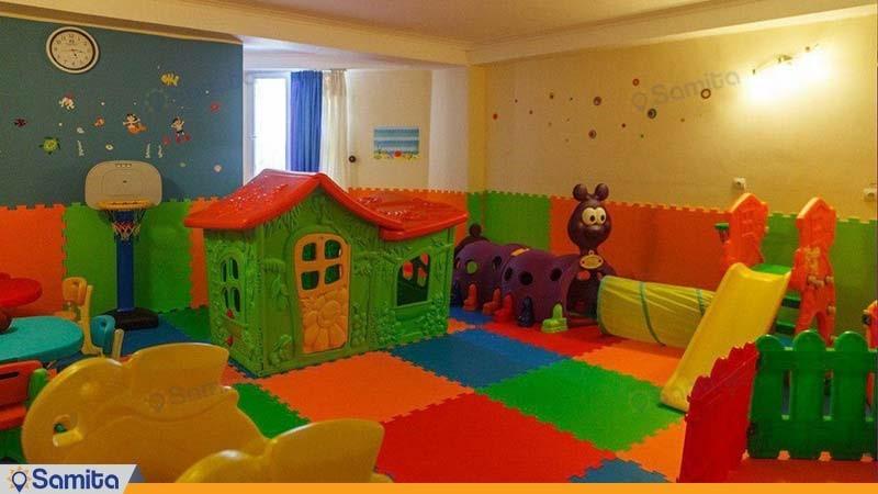 اتاق بازی کودکان هتل سینگو