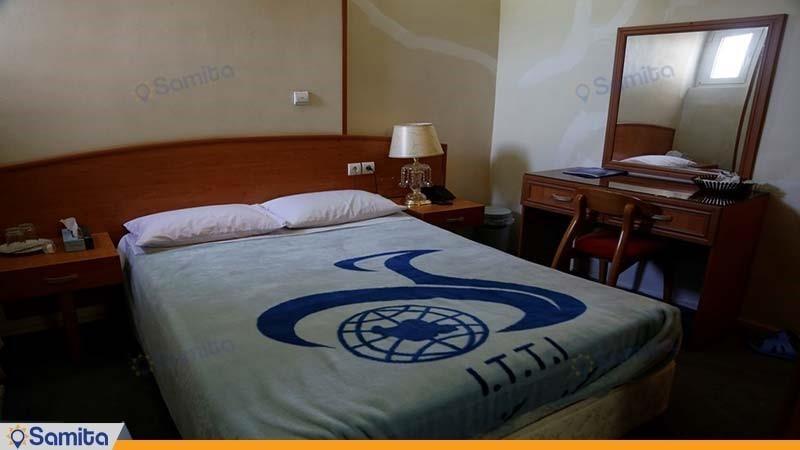 غرفة مزدوجة دار الضيافة جهانكردي رفسنجان
