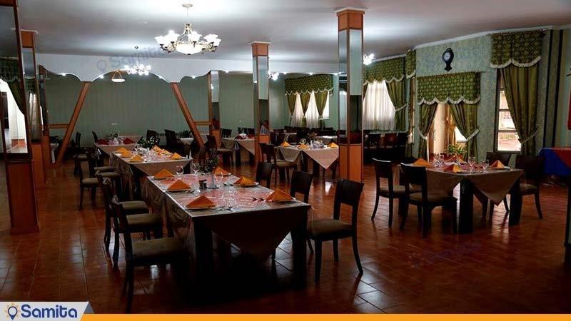 مطعم دار الضيافة جهانكردي رفسنجان