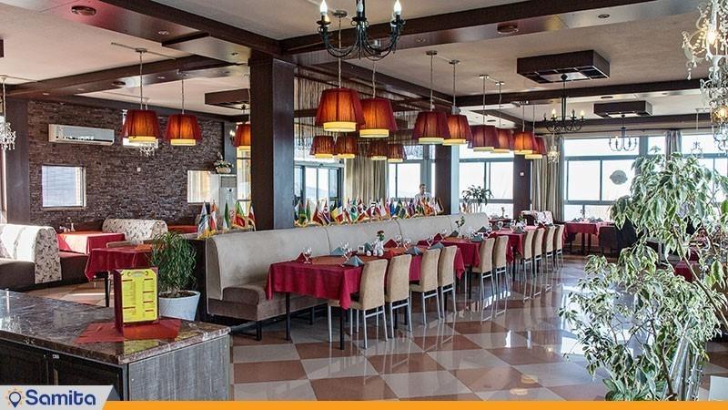 کافی شاپ هتل بام سبز
