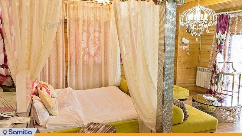 سوئیت ماه عسل هتل بام سبز
