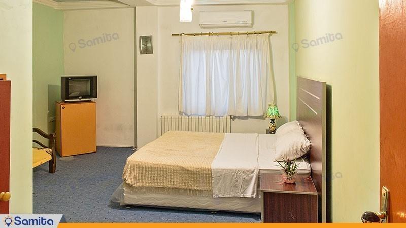 اتاق دبل هتل بزرگ ملکشاه