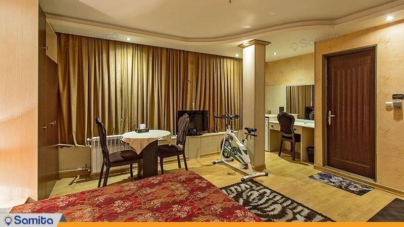 غرفة مزدوجة A فندق شبستان