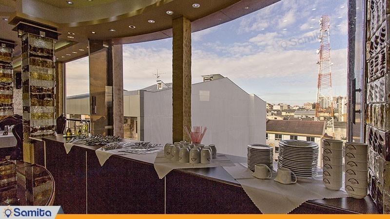 مطعم فندق شبستان