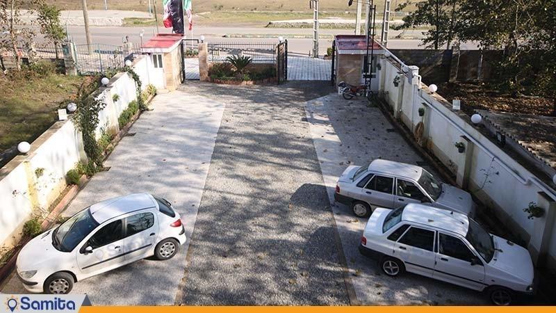 پارکینگ هتل بهار رودسر