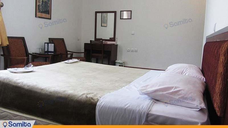 غرفة مزدوجة فندق جهانكردي سنندج