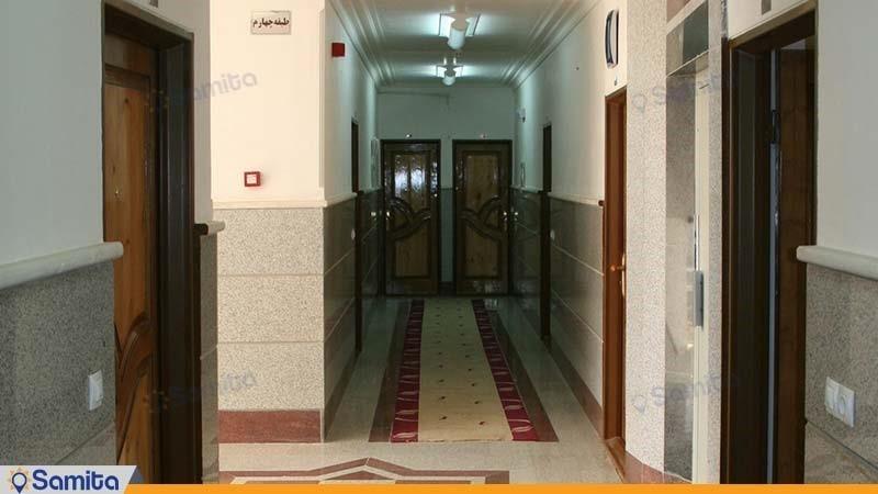 راهرو هتل بوستان