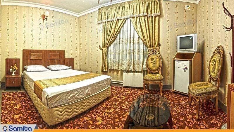 اتاق دبل هتل بوستان