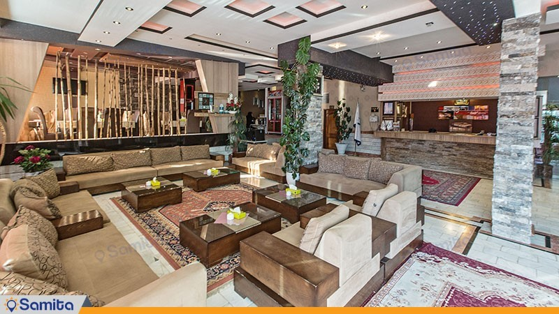 لابی هتل آپارتمان ارشاد