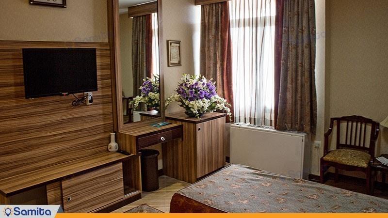 اتاق دوتخته نرمال هتل بادله