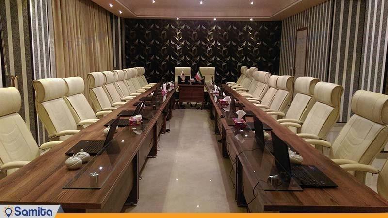 غرفة الاجتماعات فندق كوت كه مال