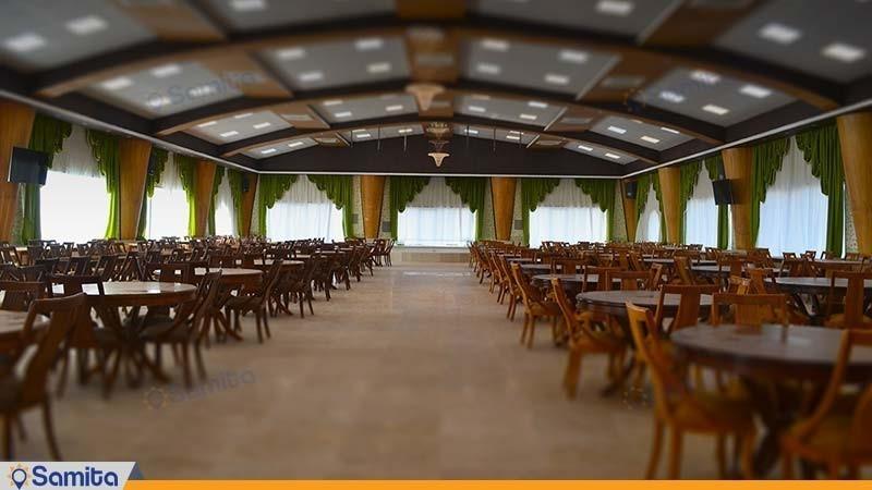قاعة الاحتفالات فندق كوت كه مال