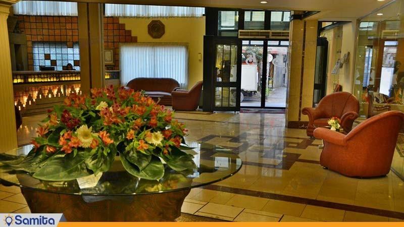 لابی هتل آریو برزن