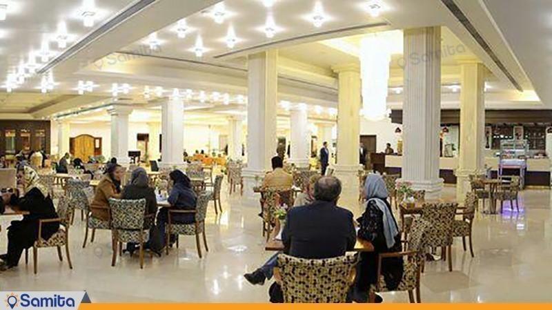 Homa Hotel Cafe