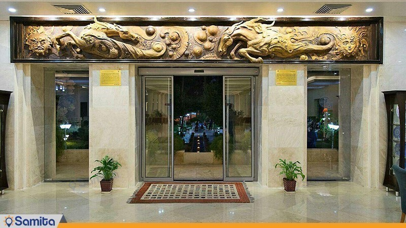 Homa Hotel Entrance