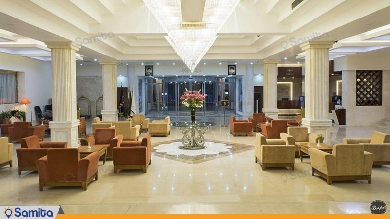 Homa Hotel Lobby