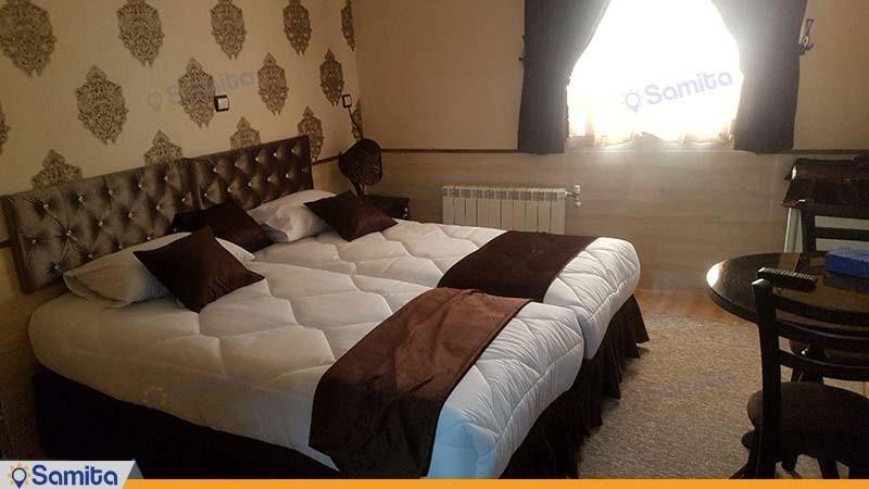 اتاق دو نفره هتل کیوان