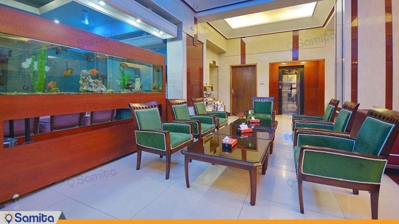 لابی هتل پارک سعدی
