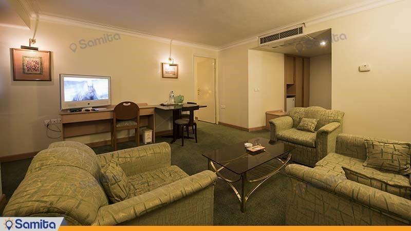 سوئیت هتل بین المللی پارس شیراز