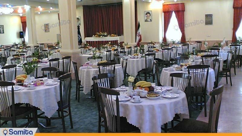 قاعة الاحتفالات فندق برسبوليس