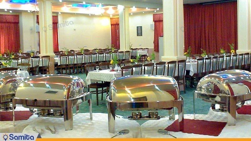 مطعم فندق برسبوليس