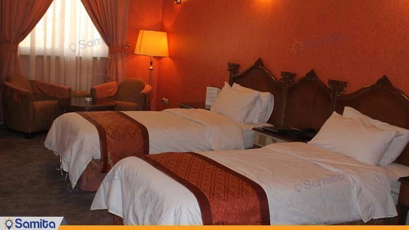 غرفة التوأم فندق برسبوليس
