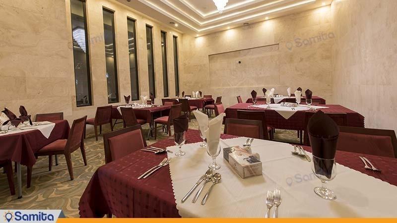 رستوران هتل رویال