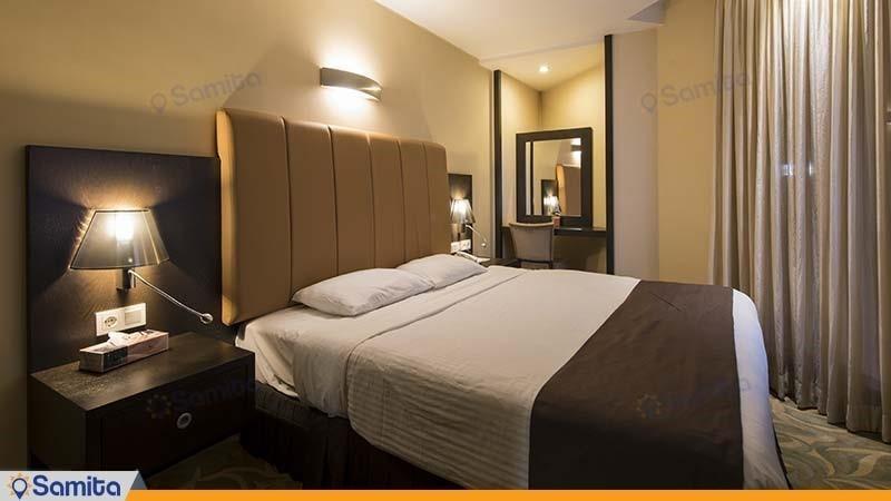سوئیت دو خوابه هتل رویال