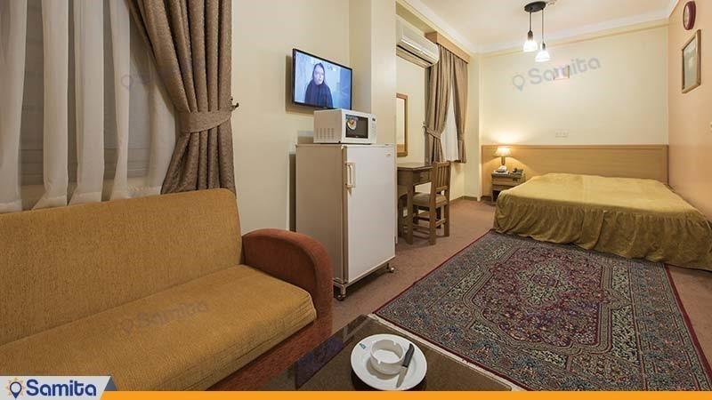 سوئیت هتل ساسان شیراز