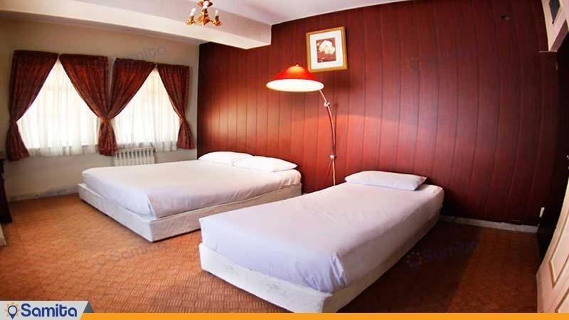 شقة بغرفتي النوم شقق فندقية شمس