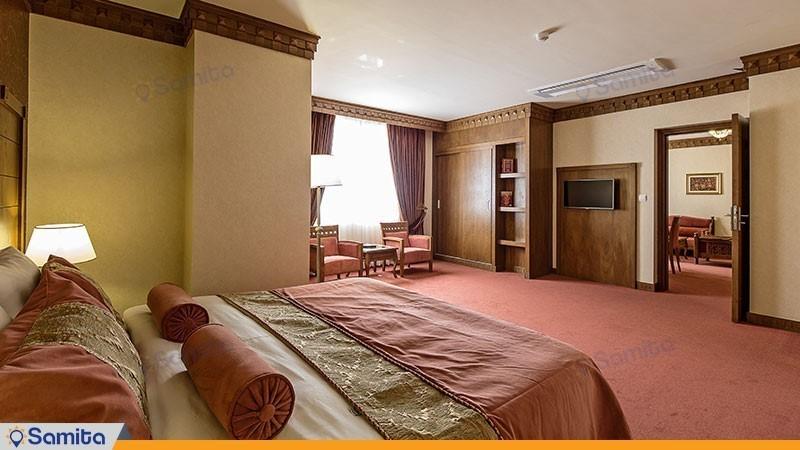 سوئیت لوکس هتل زندیه