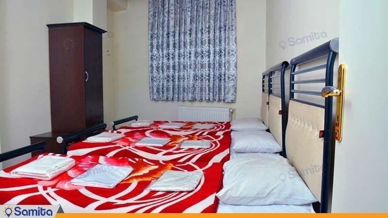 سوئیت شش نفره هتل آپارتمان ارس