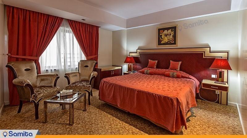 سوئیت هتل پارس ائل گلی