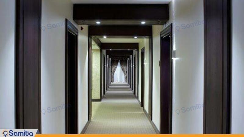 راهرو هتل بین المللی گسترش