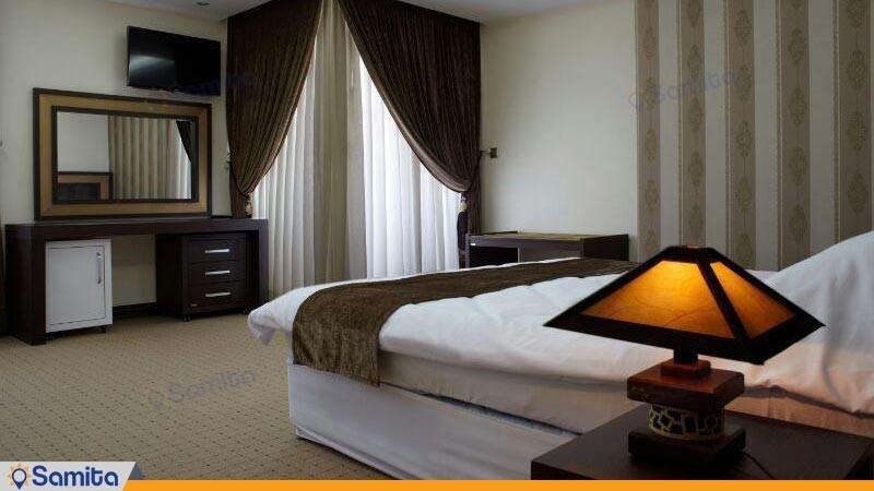 اتاق دبل هتل بین المللی گسترش