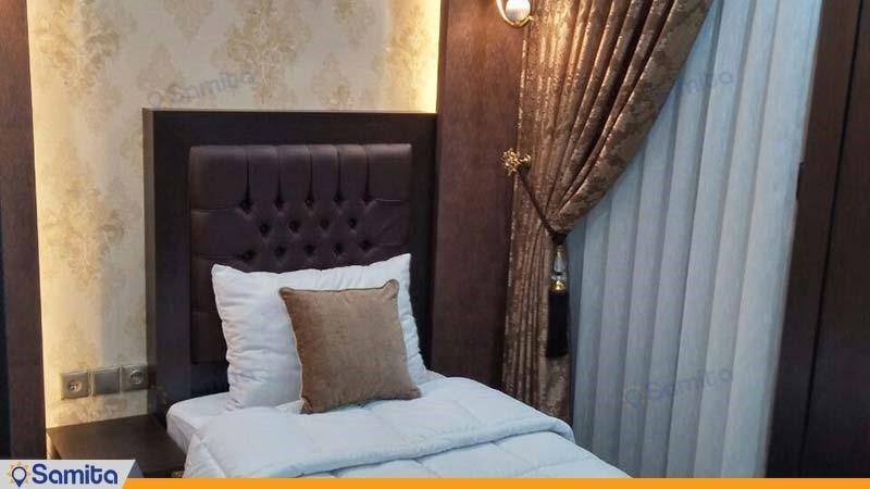 اتاق یک نفره هتل بین المللی گسترش