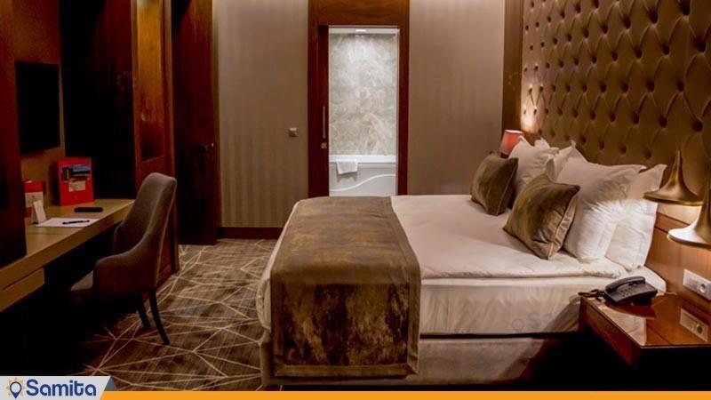 اتاق دولوکس دو نفره هتل کایا لاله پارک