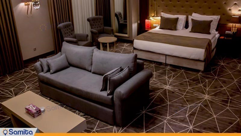 سوئیت جونیور دو نفره هتل کایا لاله پارک