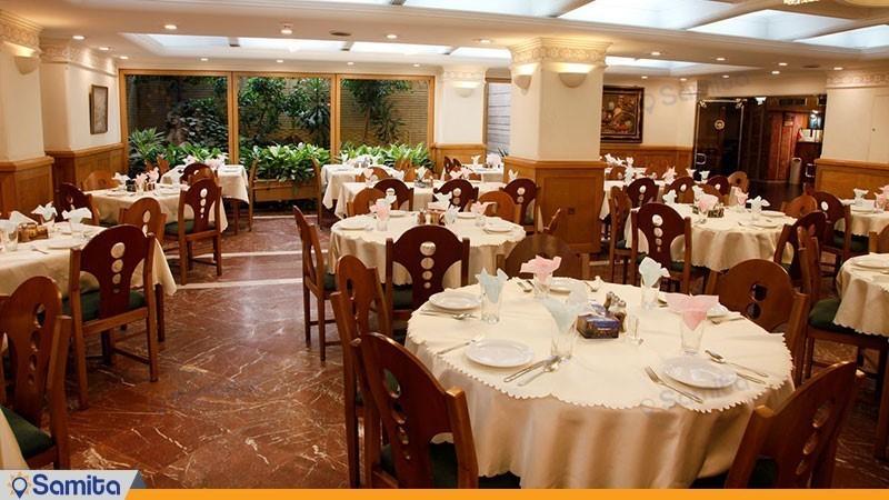 رستوران هتل البرز