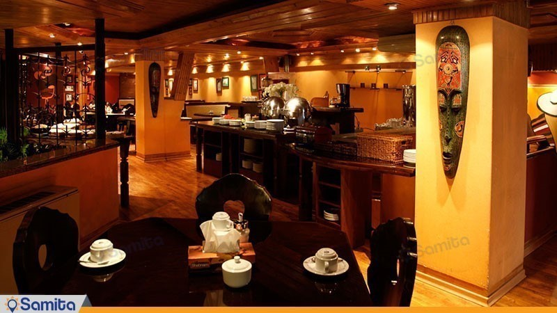Tehran Amir Hotel Cafe