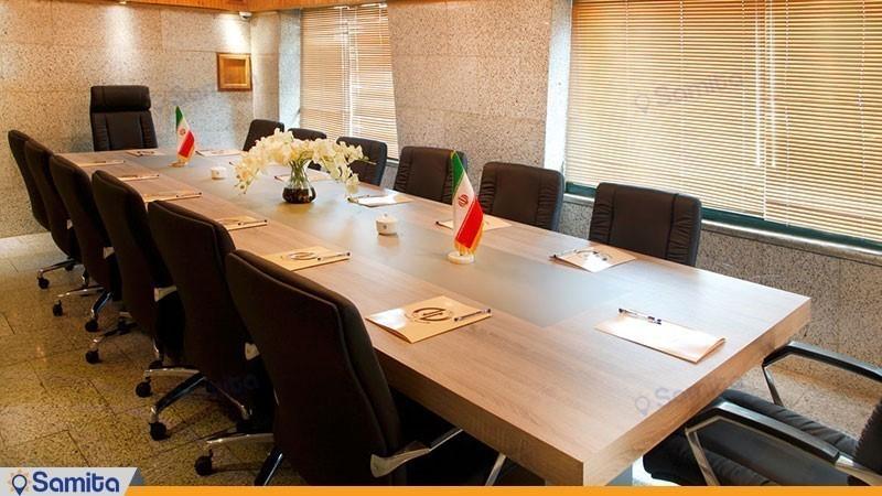 Tehran Amir Hotel Meeting Room