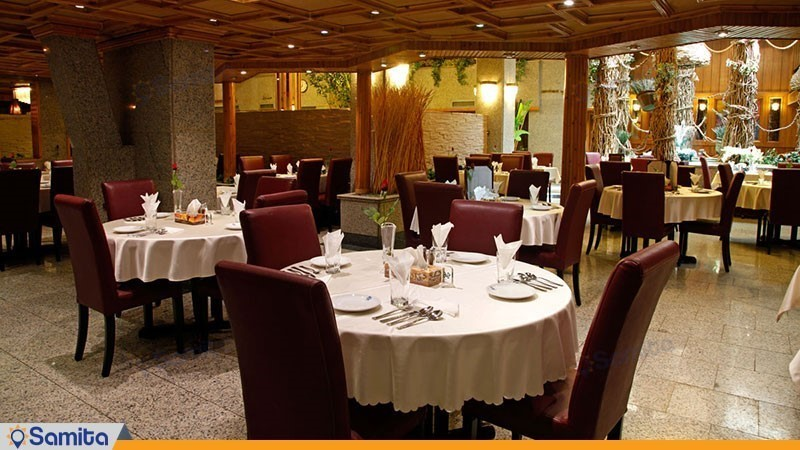 Tehran Amir Hotel Restaurant