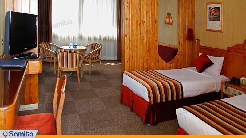 Tehran Amir Hotel Suite