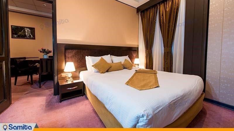 سوئیت دو خوابه هتل آساره